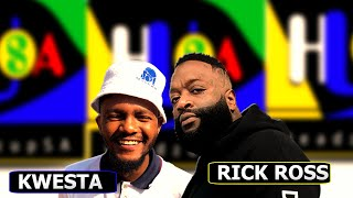 Kwesta &  Rick Ross Music Video Behind The Scenes