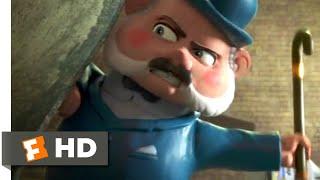 Sherlock Gnomes (2018) - Watson Saves the Day Scene (9/10) | Movieclips