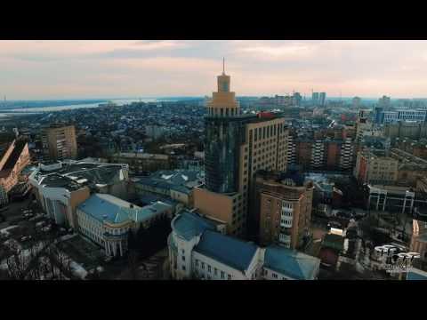 Аэросъемка Воронеж Весна 2017 квадрокоптер Aerial Cinema
