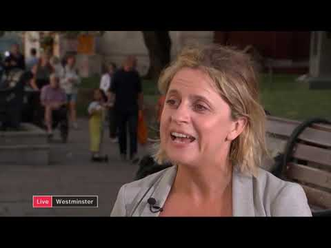 Prorogation of Parliament - Dr Catherine Haddon, Channel 4 News