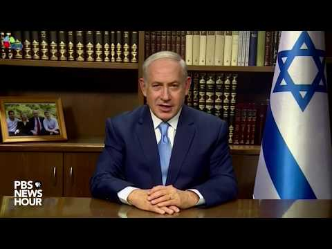WATCH: Israeli PM Netanyahu responds to President Trump's Jerusalem announcement