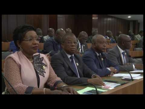 Assemblée Nationale : La loi portant code maritime adoptée