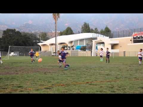 LAPFC v LAPFC_B  Coast Soccer League Silver Elite North