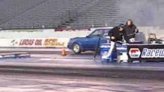 Twin Turbo Supra catching on fire