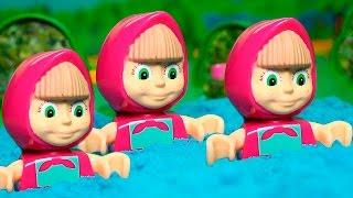 Маша и Медведь и Свинка Пеппа все серии подряд без остановки! Сборник лучших мультфильмов для детей