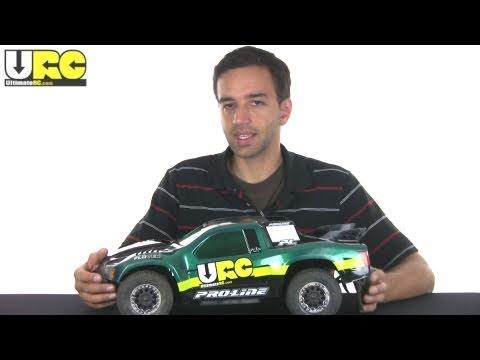 Losi Ten-SCTE 4WD short course truck -- quick look