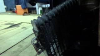Очистка радиатора АКПП на Митцубиси Оутлендер XL