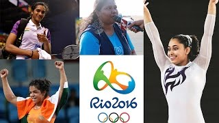 Do people really know about Sakshi Malik , PV Sindhu ?   Voice of Common Man