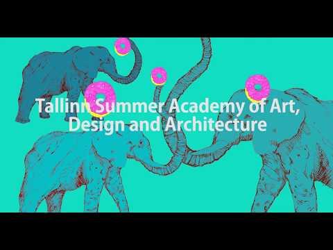"""""""Toys For Elephants"""" / Tallinn Summer Academy of Arts"""