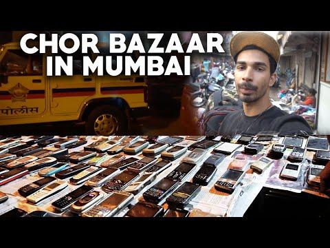 Chor Bazaar Mumbai | Kamathipura | Friday Market | Mumbai Darshan Ep.1