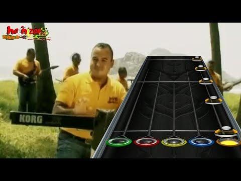 Hechizeros Band  El Sonidito Clone Hero Custom Song