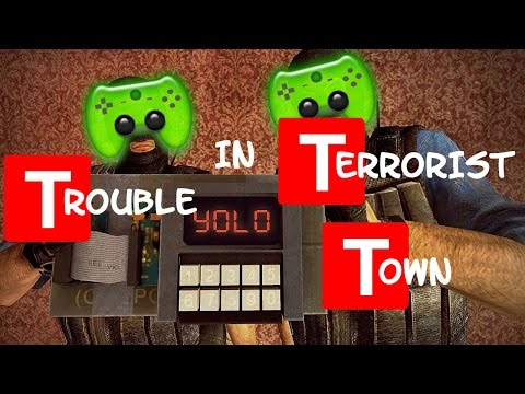 TTT # 224 -  Kindergarten «» Let's Play Trouble in Terrorist Town Garry's Mod | 60 FPS