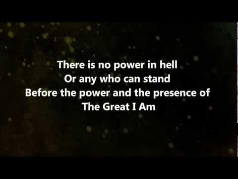 Great I Am - New Life Worship w/ Lyrics