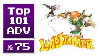 Top 101 Action-Adventures aller Zeiten #75 » Landstalker (1993)