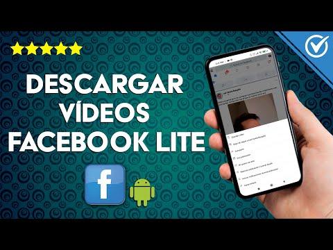 Cómo Guardar o Descargar Vídeos de Facebook Lite en Android Fácilmente