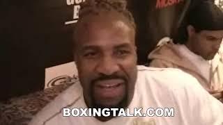 Let's Go Champ! Shannon Briggs Interview Boxingtalk Classic