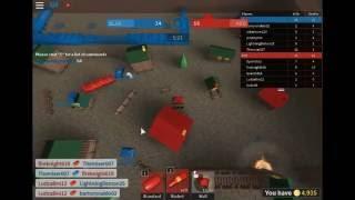 Uvod u roblox Tiny Tanks!