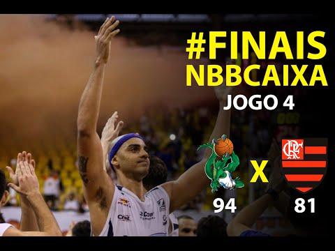 #FinaisNBBCAIXA - Bauru x Flamengo - Jogo 4