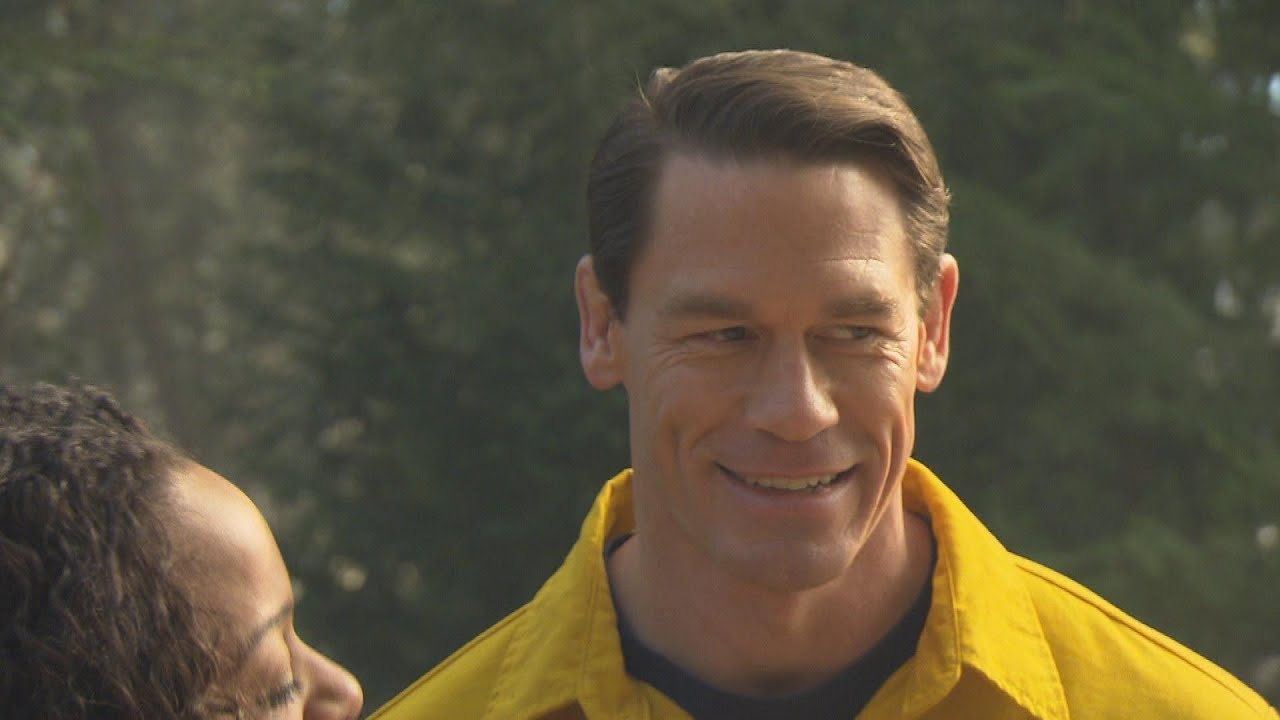 Playing With Fire Inside John Cena S First Leading Role Exclusive