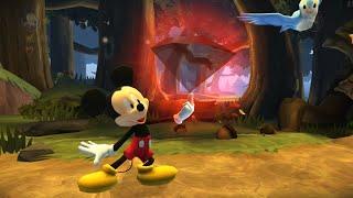 【実況】魔女の嫉妬で大事件に巻き込まれるミッキー【ミッキーマウス キャッスル・オブ・イリュージョン】#01 - Castle of Illusion