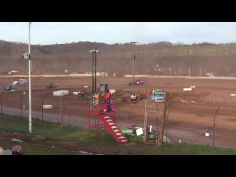 Midway Speedway Modified Feature 4-9-17