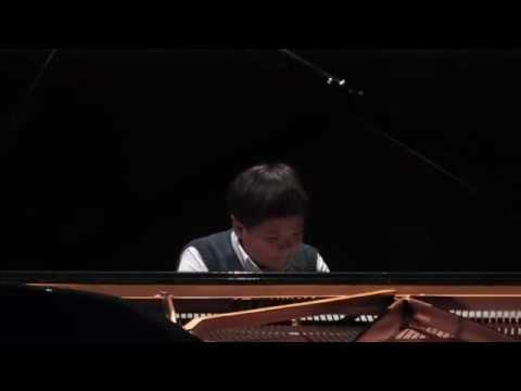 United States Open Music Competition 2013 - First Prize | Senior Division