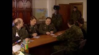 сериал солдаты  отрывок . Китель Кудашева