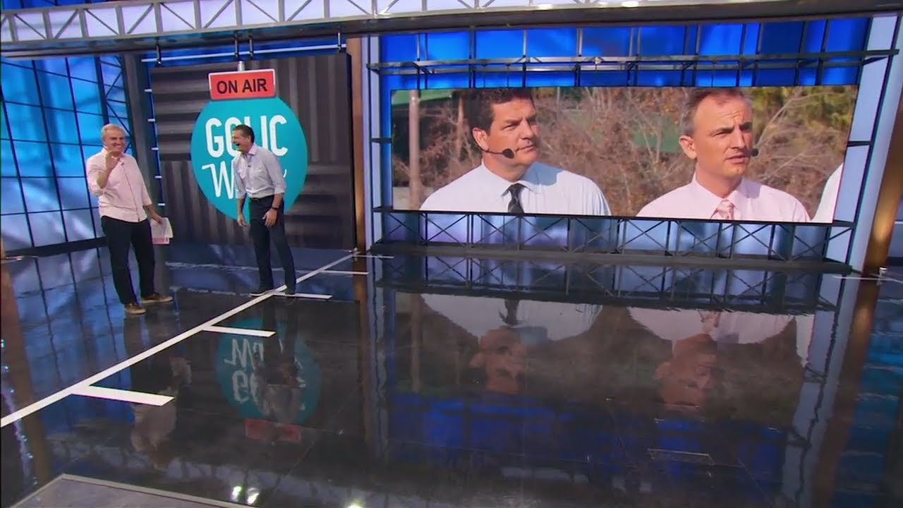 trey wingo and mike golic look ahead to new show golic