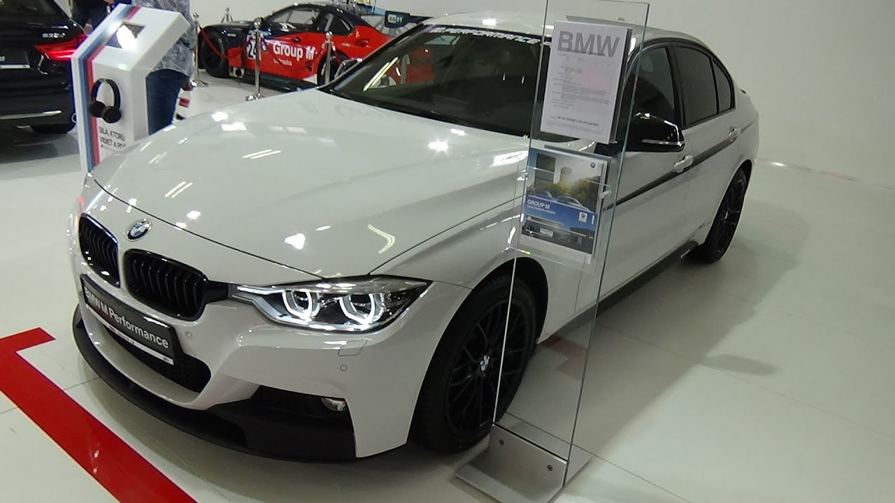 2017 Bmw 320d Xdrive Sedan Exterior And Interior Auto Salon
