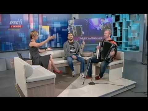Jovan and Marko guests RTS (Radio TV Serbia)