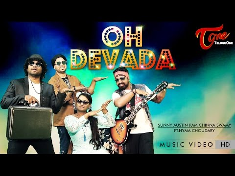 OH DEVADA | Official Music Video | by Sunny Austin, Ram, Chinna Swamy, Ft. Hyma Choudary - TeluguOne