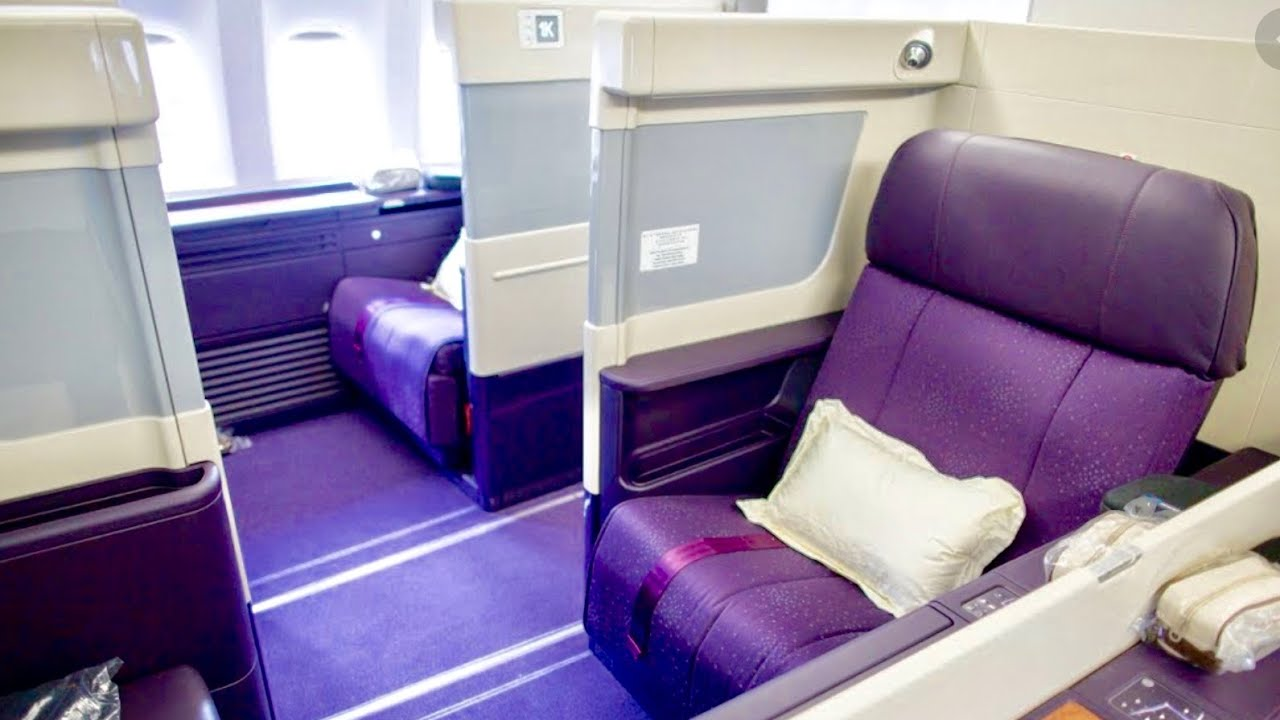 Boeing 777 First Class China Southern Guangzhou To Chengdu