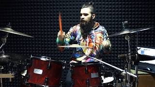 Maroon 5 - Girls Like You ft. Cardi B   Drum Cover by DrumPhil