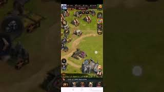 Clash of Kings: KVK 1262 vs. 1547 - 1547 CRASHED! - Throne closed 12 h before of the end of kvk