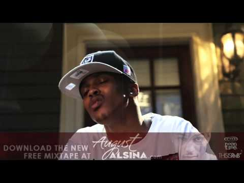 "August Alsina- ""You're My Baby"" (Acura Integurl) [Frank Ocean Acoustic Cover] Official Video"