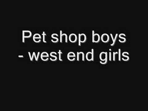 Pet Shop Boys - West End Girls (HQ Audio)