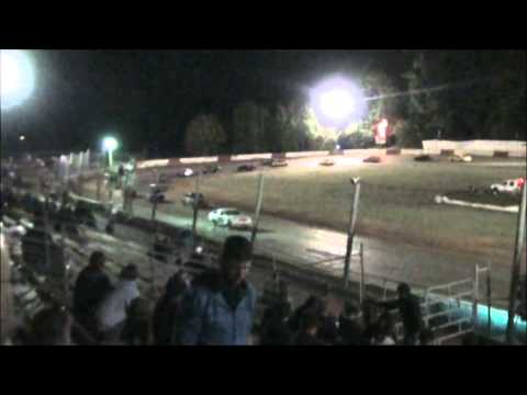 4 Cylinder racing at River City Speedway #2 5/4/13 (Main)