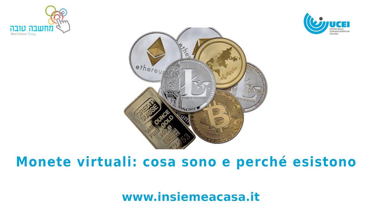 monete virtuali 2021