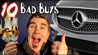 Meet The WORST Depreciating Luxury Cars (They Will Burn Your Wallet)