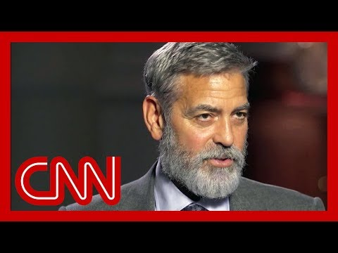 Clooney's call for action against corruption in South Sudan