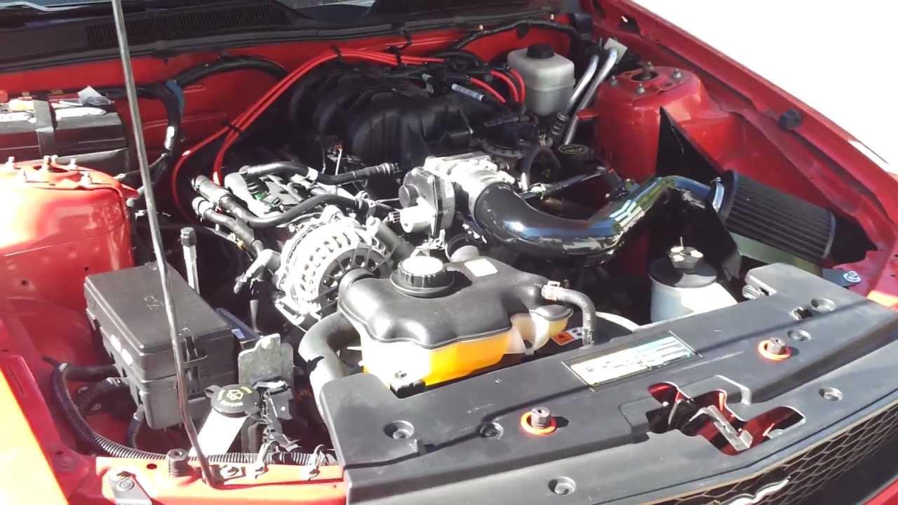 2004 Ford Mustang Engine Diagram Samsung Dvr Wiring Radiator Coolant Flush On 05 V6 Or Gt Youtube
