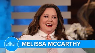 Melissa McCarthy Reveals the Reverse Psychology She Uses on Daughters