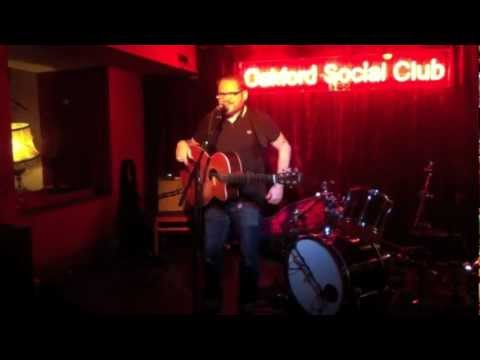 Danny George Wilson at Big Potato 14th October 2012 (Old Soul)