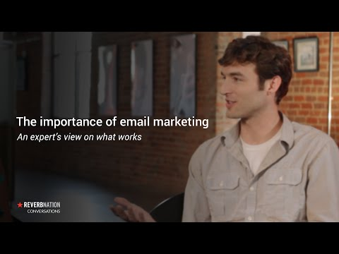 Email Marketing | Why It's Important for Musicians