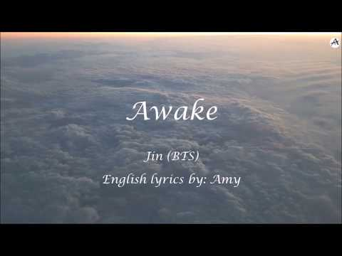 Awake - English KARAOKE - Jin (BTS)