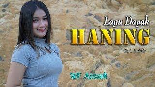 HANING (lagu Dayak) ~ WF Azizah   ||   Ukelele Video Lyric
