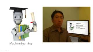 Lecture 6.4 — Logistic Regression | Cost Function — [ Machine Learning | Andrew Ng]