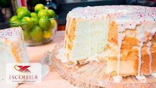 How To Make Key Lime Angel Food Cake