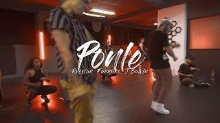 Ponle - Rvssian, Farruko & J Balvin  Coreografía Por Kaleb Pérez & Juan Pablo Badillo