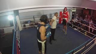 Swansea | Ultra White Collar Boxing | Connor Mason VS Nick Regan